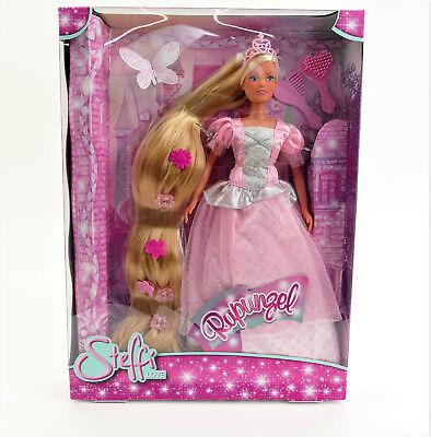 Simba 105738831 - Steffi Love Rapunzel mit ultra langem Haar Maße: 29cm