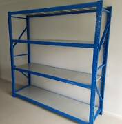 Garage Shelving Racking Shed Storage 800kg 2x2x.6 SALE Currimundi Caloundra Area Preview
