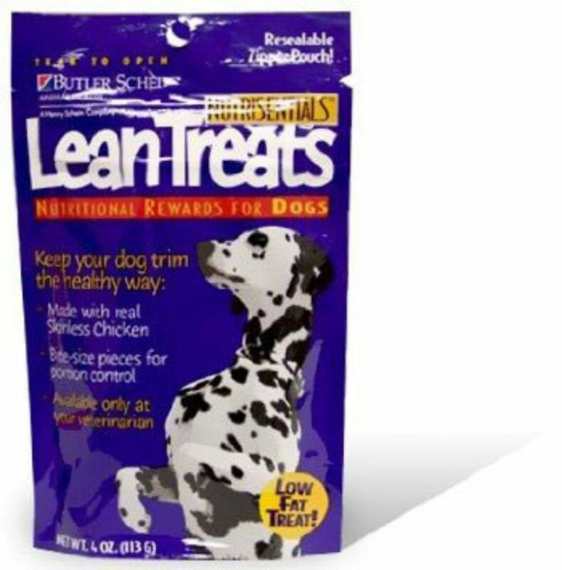 Butler NutriSentials Lean Treats For DOGS, 4 oz, 10 Pack