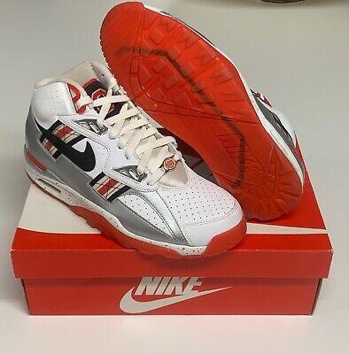Vintage Ohio State Buckeyes Nike Air Trainer Sneakers W/ Box