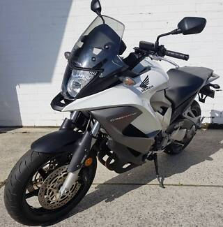 HONDA VFR800X CROSSRUNNER - STOCK NO 1518
