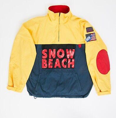 ORIGINAL Ralph Lauren Snow Beach Mint XL