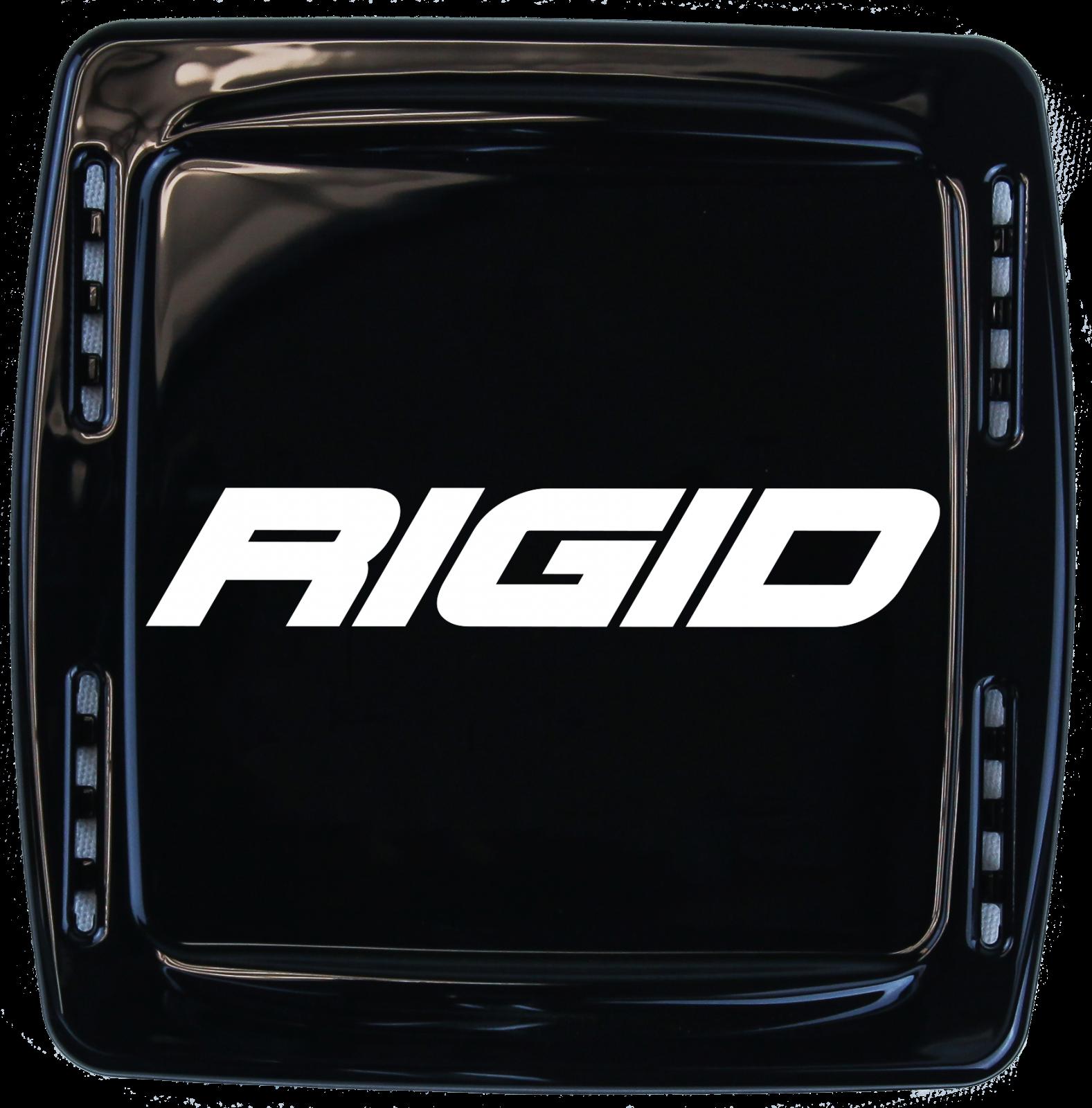 RIGID Industries 103913-FLWB Light Cover Black Q-Series Pro