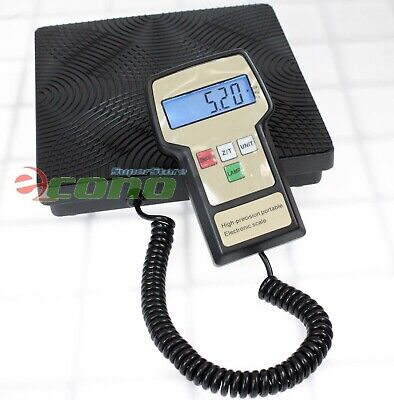 220lb Digital Hvac Ac Weight Scale For Charging Recovery Refrigerant Gas