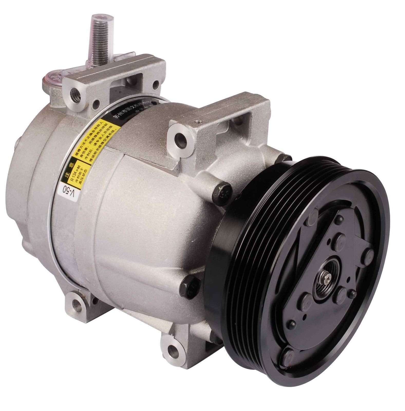 SET A//C AC Compressor For Kia Rondo EX//LX 2007 2008 2.4L 97701-1D200 Great
