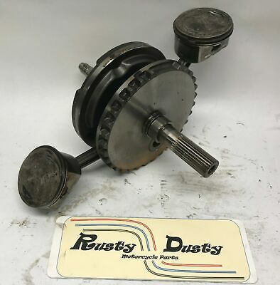 Harley-Davidson Twin Cam Crankshaft Flywheel Assembly 2395407 24328-05