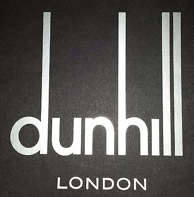 Alfred Dunhill London decal set ***special listing***