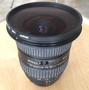 FS: Nikon ED AF 18-35mm f3.5-4.5 lens