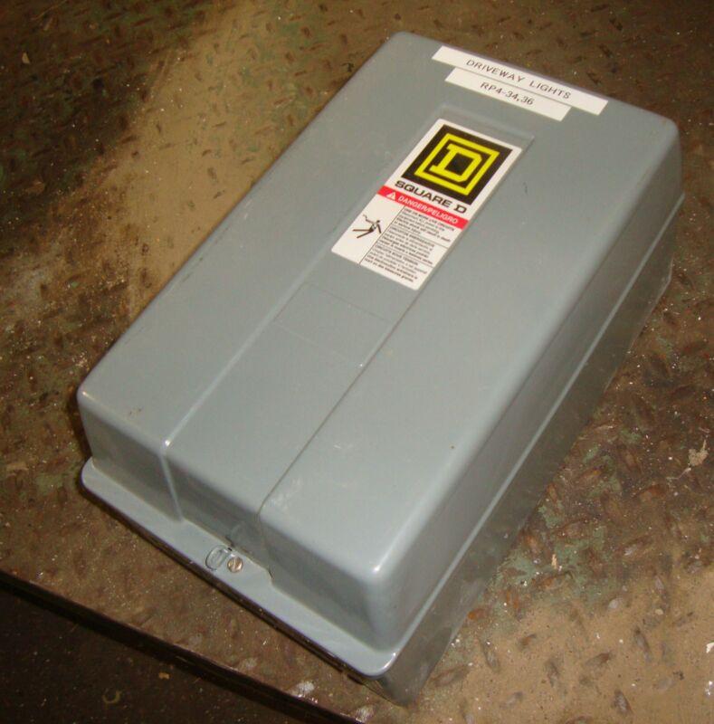 Square D Electrical Enclosure Class 8903 Type LXG60 Series 8 C1~ 18527ISU