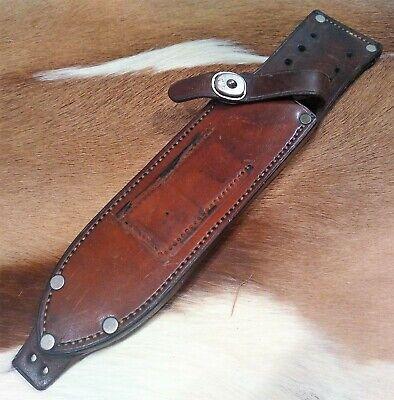 Randall Made Knives Model 14 Lift A Dot Viet Nam Fighting Knife Sheath!