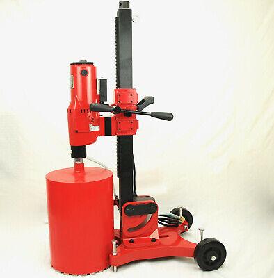Bluerock Tools 12z1 Lrbts Concrete Core Drill W Tilting Stand Large Base