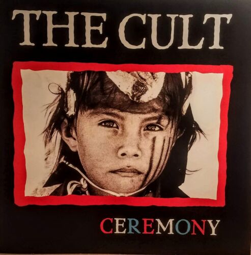 """THE CULT """"Ceremony"""