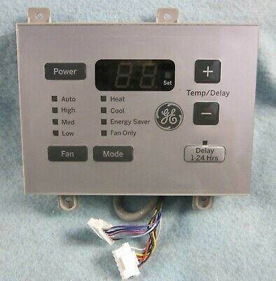 GE ROOM AIR CONDITIONER DISPLAY BOARD ASSEMBLY WJO5X32003
