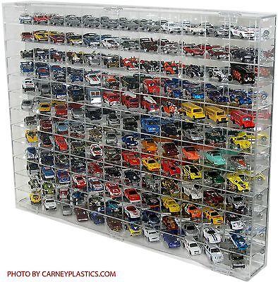 Hot Wheels Redline 144 CAR 1:64 Diecast Display Case