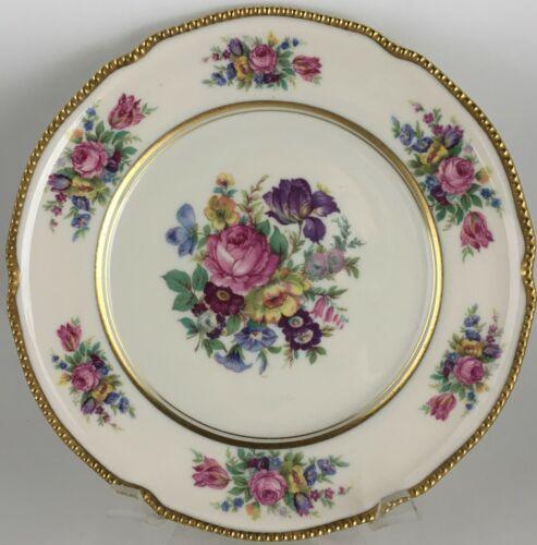 Castleton Rose Salad plate