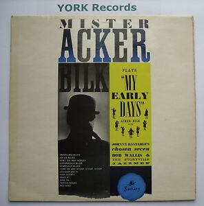 ACKER-BILK-Plays-My-Early-days-Excellent-Condition-LP-Record-Society-SOC-908