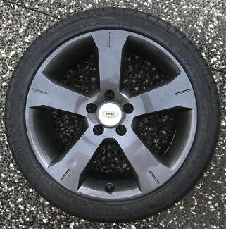 Ford au ba bf fg xr6 xr8 gt gtp fpv 18 inch wheels v8 jdm