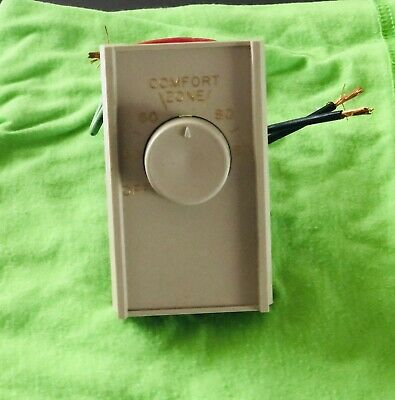 Fereral Pacific Electric Line Voltage Heating Thermostat