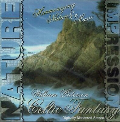 Fantasy Spa (Celtic Nature Impressions Fantasy Spa Music CD Instrumental Irish Relaxation)