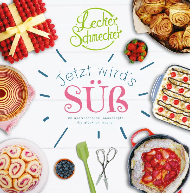 Leckerschmecker - Jetzt wird's süß ~ Media Partisans GmbH ~  9783981929973