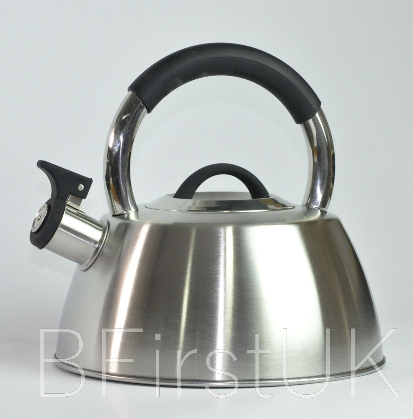 2 6l Induction Stove Top Electric Gas Whistling Kettle