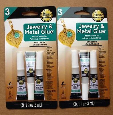 Aleene's Jewelry & Metal Glue 6 Pack](Aleene's Glue)