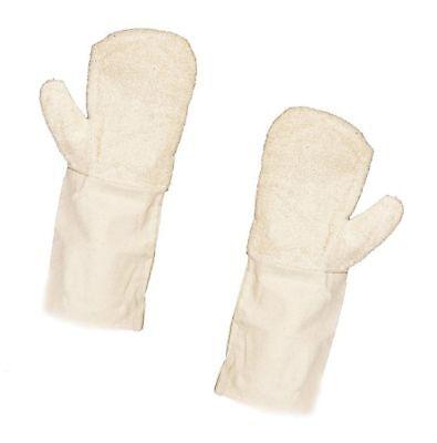 Hitzeschutzhandschuhe Backhandschuh Topfhandschuh Ofenhandschuhe extra lang!