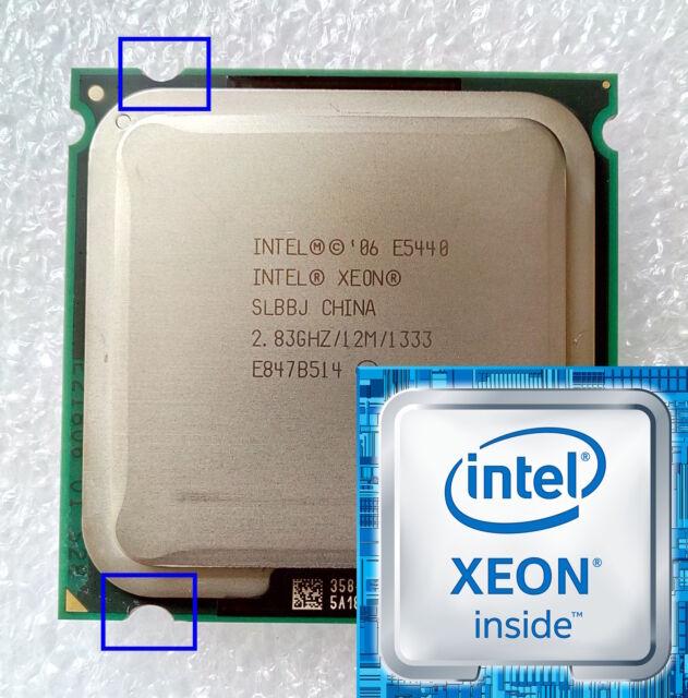 Intel Xeon E5440 2.83GHz Quad-Core @ Core 2 Quad Q9550 LGA 775 1333 MHz FSB CPU