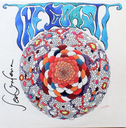 """THE GOASTT Sean Lennon hand signed 10"""" vinyl EP /Beatles"""
