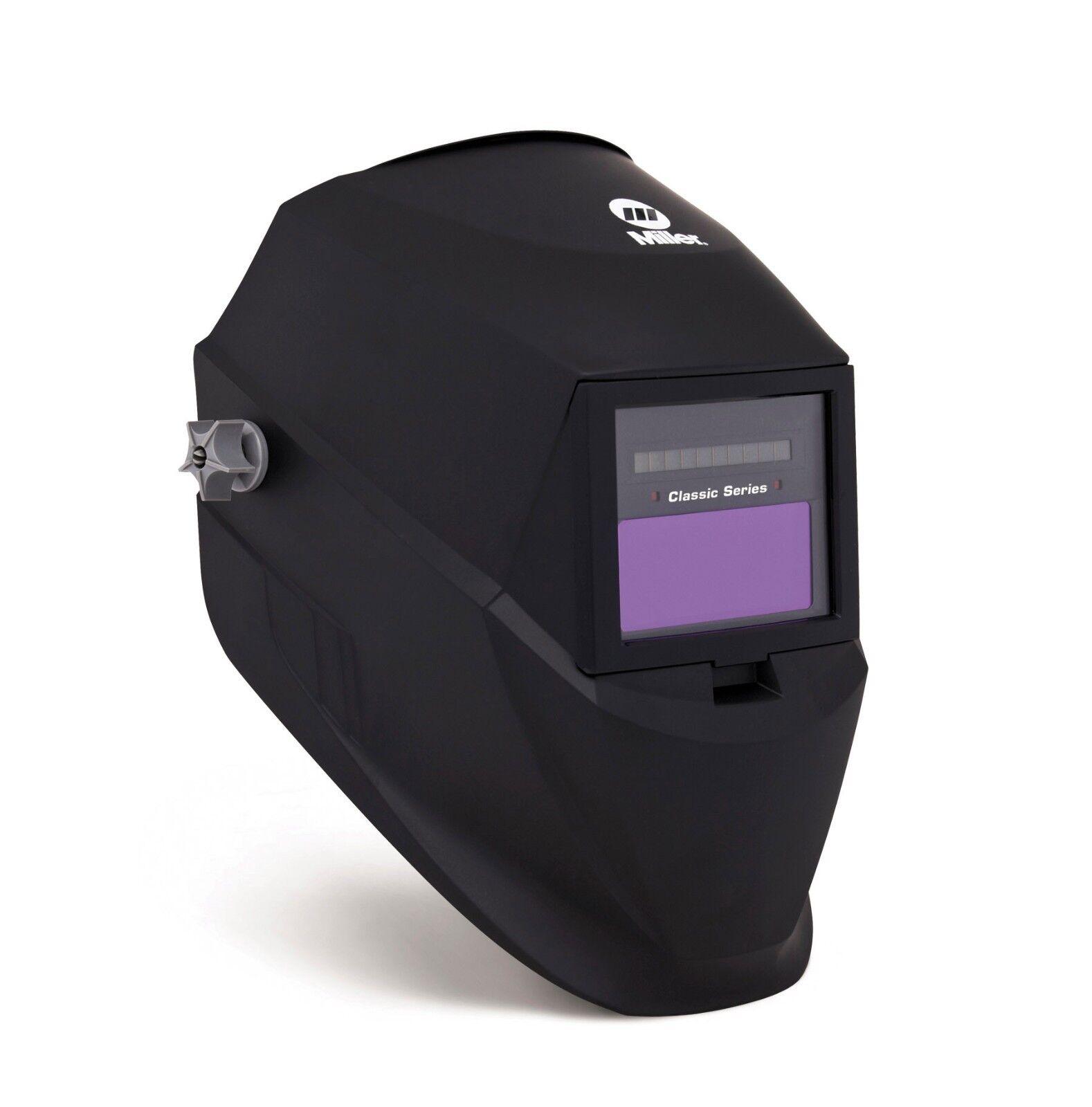 Miller Auto-Darkening 251292 Welding Helmet Variable Shade C