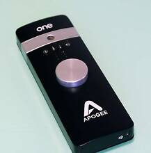 Apogee ONE for iOS (Mint condition) Lane Cove Lane Cove Area Preview