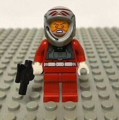 Lego Star Wars A-Wing Pilot Minifigure
