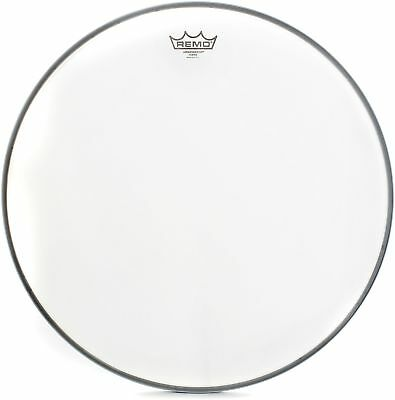 "Remo BR-1122-00 Ambassador Coated 22"" Bass Drum Head UPC 757242146927"