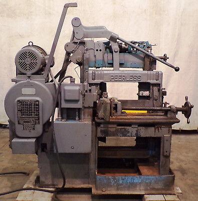 Peerless Mechani-cut Power Hacksaw 11x11 3ph 3hp 17651450rpm 5060hz