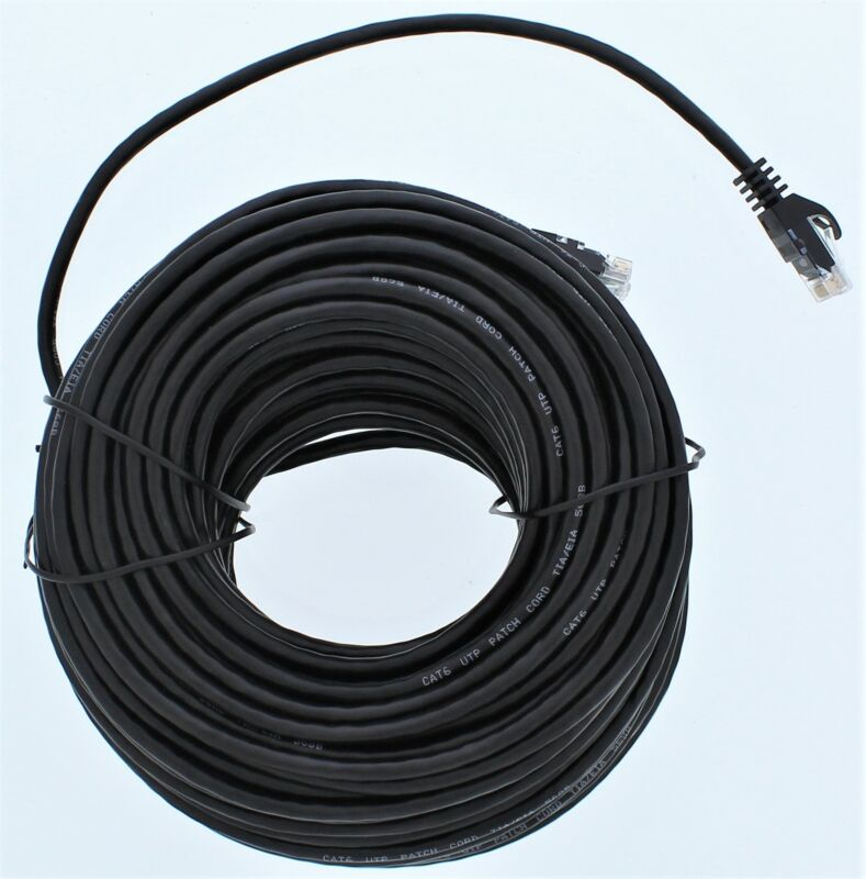 Cat6 Patch Cable 100ft 907180