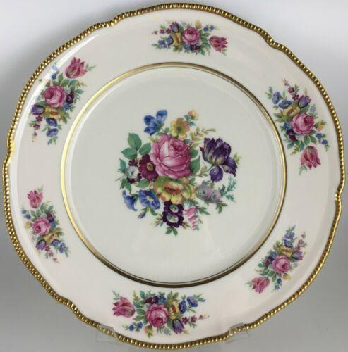 Castleton Rose Dinner plate