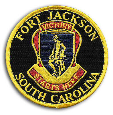US Army Basic Combat Training Center Victory Starts Here Fort Jackson