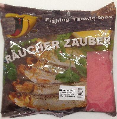 Räuchersalz grob - FORELLE SPEZIAL -  Menge:  700g  von  Fishing Tackle Max
