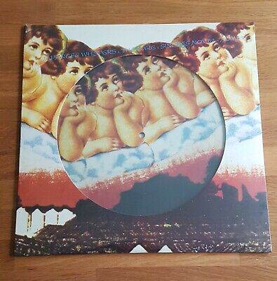 THE CURE JAPANESE WHISPERS PICTURE DISC LOVE CATS LETS GO TO BED...
