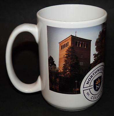 University Northwestern College St Paul Mug Coffee Cup Glass Souvenir Gift Bible