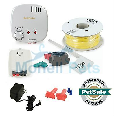 PetSafe Stubborn Large Dog In-Ground Underground Containment Fence 2000' of Wire