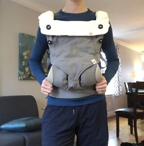 Baby Carrier (ERGObaby)+ accessories
