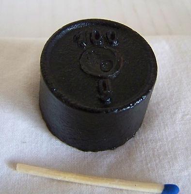 Altes Gewicht für Waage Handel Eisen 100 Gramm (1)