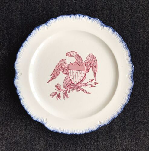 Mottahedeh Eagle Bicentennial Plate