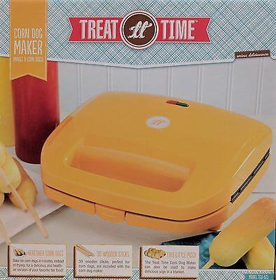 Treat Time Corn Dog Maker (Makes 6)](Dog Treat Maker)