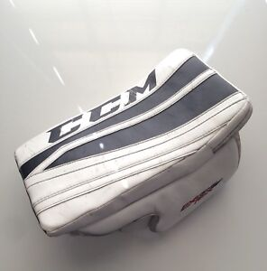 CCM Eflex 2 Pro Goalie Glove and Blocker