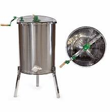 4-frame food-grade stainless steel honey extractor Doncaster East Manningham Area Preview