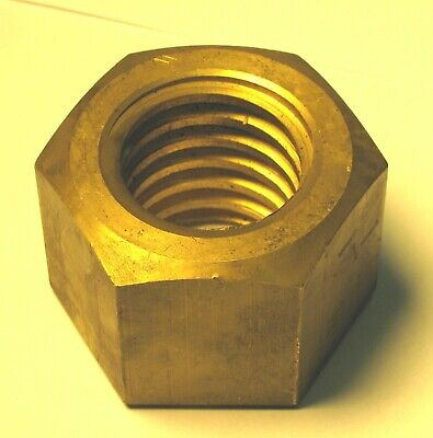 1-12 - 6 Tpi Rh Right Hand Acme Thread Brass Nut Buffing Jack Machine Parts
