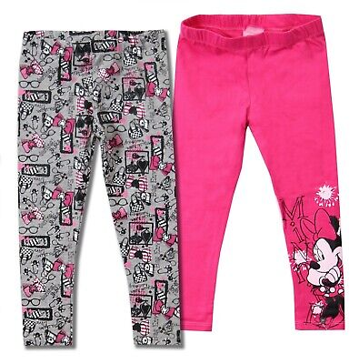 Minnie Mouse Baby (Disney Minnie Mouse Baby Girl Toddler Girls Leggings Set Legging Pants US)