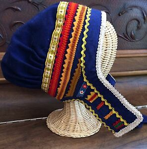 Traditional Laplander hat